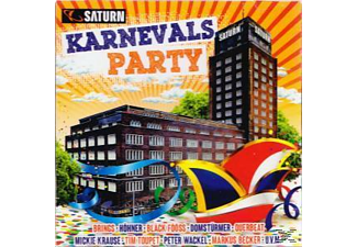 VARIOUS - Saturn Karnevalsparty - (CD)