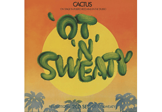 Cactus - Restrictions / 'ot 'n' Sweaty (2cd Edit.) - (CD)