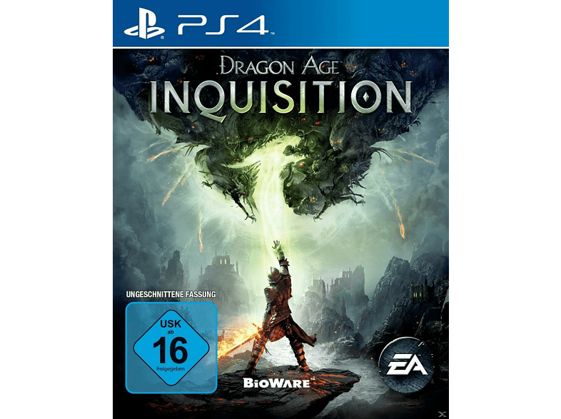Dragon Age Inquisition [PlayStation 4]