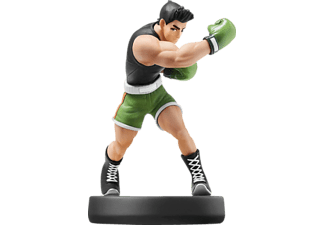 Amiibo - Little Mac - Super Smash Bros