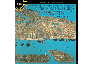 His Majestys Sagbutts & Cornetts - The Floating City-Sonaten,Canzone,Tänze - (CD)