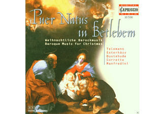 VARIOUS - Puer Natus In Bethlehem - (CD)