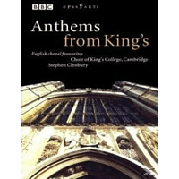 Choir Of King S College - Anthems From King's - Hymnen Aus Dem King's College [DVD]