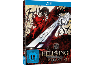 Hellsing - Vol. 1 - (Blu-ray)