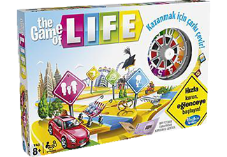 FRIENDS & FAMILY GAMING Game of Life