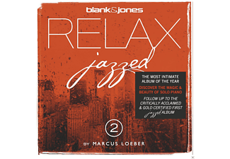 Blank & Jones, Marcus Loeber - Relax Jazzed  2 - (CD)