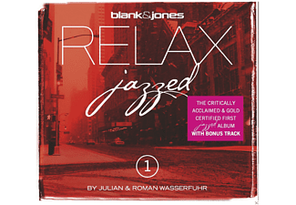 Blank & Jones, Julian & Roman Wasserfuhr - Relax Jazzed 1 (Incl.Bonustrack) - (CD)