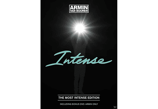Armin Van Buuren - Intense-The Most Intense Edition (4CD+DVD) - (CD + DVD)