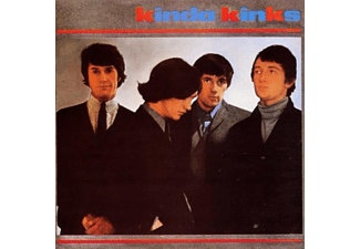 The Kinks - Kinda Kinks - (Vinyl)