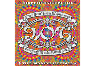 The Tracii Guns League Of Gentlemen - The Second Record - (CD)