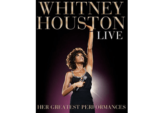 Whitney Houston - Live - Her Greatest Performances (DVD)