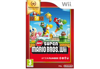 New Super Mario Bros. - Selects  Wii
