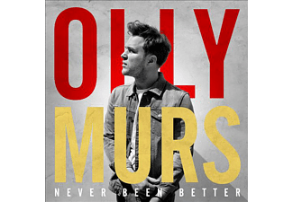 Olly Murs - Never Been Better (CD)