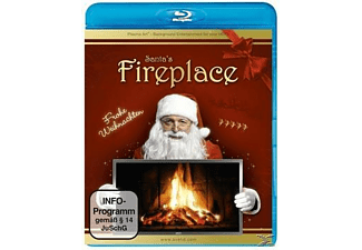 SANTA S FIREPLACE [Blu-ray]