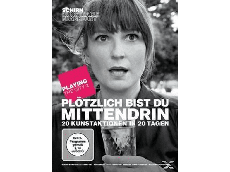 PLAYING THE CITY 2 - SCHIRN KUNSTHALLE FRANKFURT [DVD]