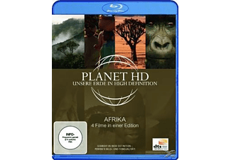 Planet HD - Unsere Erde in High Definition: Afrika - (Blu-ray)