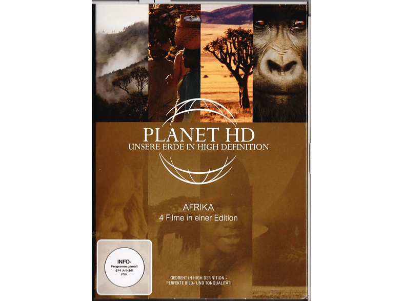 Planet HD - Unsere Erde in High Definition: Afrika [DVD]