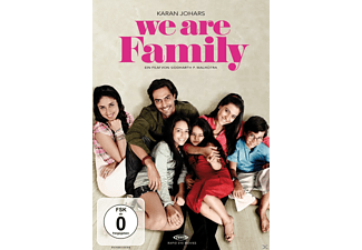 We are Family [DVD]