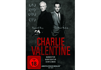CHARLIE VALENTINE - GANGSTER GUNFIGHTER GENTLEMAN - (DVD)