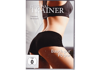 Personal Trainer - Bauch pur & Po pur - (DVD)