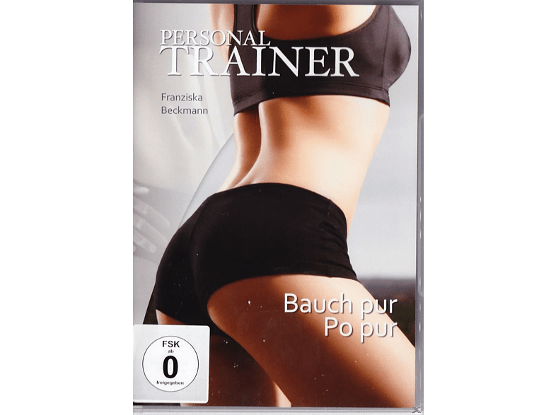 Personal Trainer - Bauch pur & Po pur [DVD]