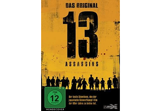 13 ASSASSINS - DAS ORIGINAL (S/W 1963) - (DVD)