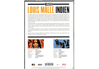 LOUIS MALLE BOX - INDIEN [DVD]