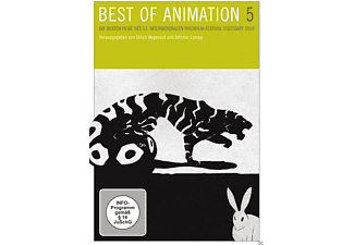 BEST OF ANIMATION 5 - (DVD)
