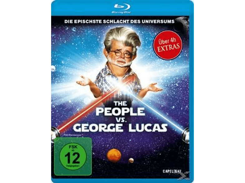 THE PEOPLE VS GEORGE LUCAS [Blu-ray]