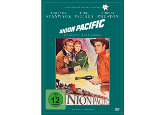 UNION PACIFIC (EDITION WESTERN-LEGENDEN 4) - (DVD)