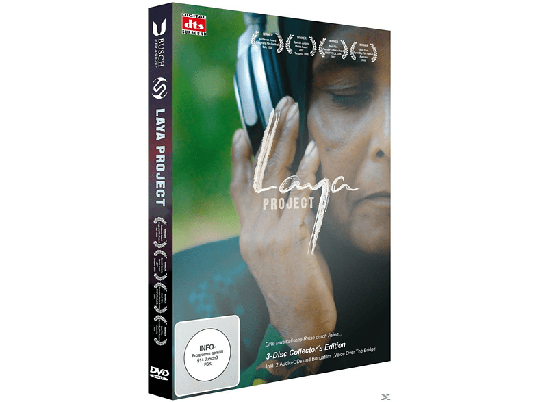 LAYA PROJECT (SPECIAL COLLECTORS EDITION) [DVD]
