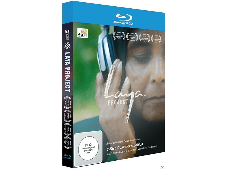 LAYA PROJECT (SPECIAL COLLECTOR S EDITION) [Blu-ray]