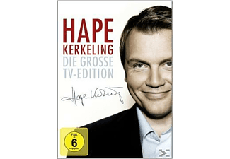- HAPE KERKELING - Die grosse TV Edition - (DVD)