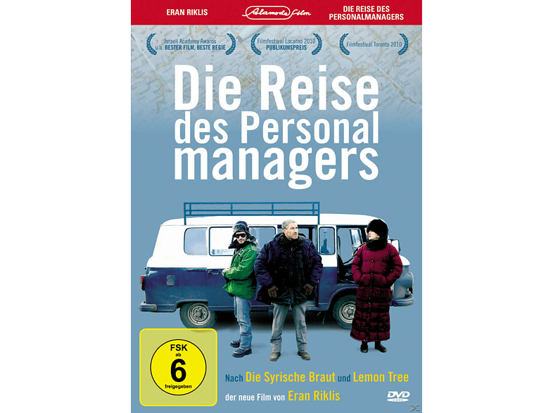 DIE REISE DES PERSONALMANAGERS [DVD]