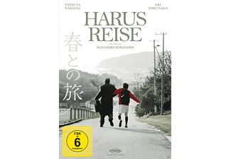 HARU S JOURNEY (OMU) - (DVD)