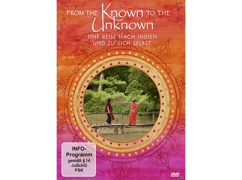FROM THE KNOWN TO THE UNKNOWN [DVD]