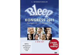 BLEEP-KONGRESS 2011 (KOMPLETTBOX) - (DVD)