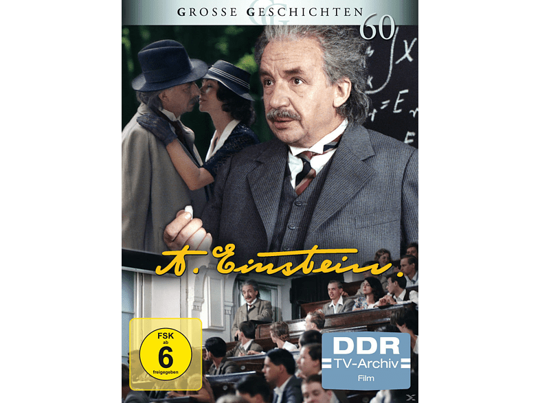 ALBERT EINSTEIN [DVD]