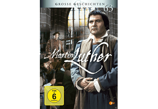 MARTIN LUTHER - (DVD)