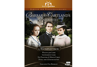 BARBARA CARTLAND S FAVOURITES [DVD]