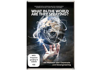WHAT IN THE WORLD ARE THEY SPRAYING - (DVD)