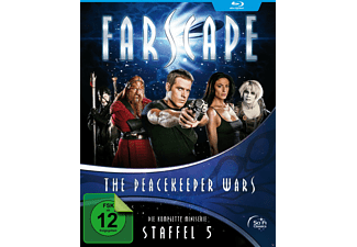 Farscape - The Peacekeeper Wars [Blu-ray]