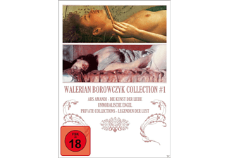 WALERIAN BOROWCZYK COLLECTION 1 - (DVD)