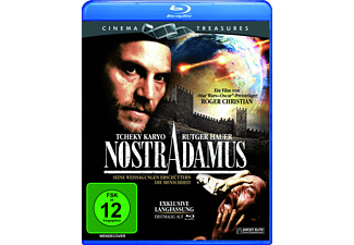 NOSTRADAMUS (CINEMA TREASURES) - (Blu-ray)