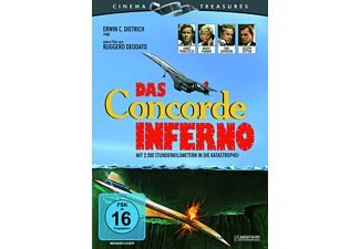 DAS CONCORDE INFERNO (CINEMA TREASURES) [DVD]