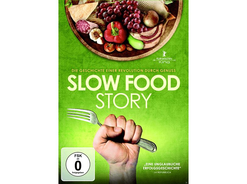 SLOW FOOD STORY [DVD]