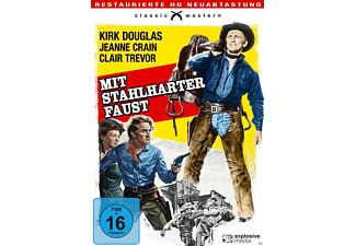 MIT STAHLHARTER FAUST (MAN WITHOUT A STAR) - (DVD)
