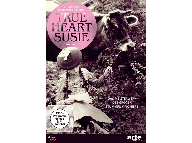 TRUE HEART SUSIE [DVD]
