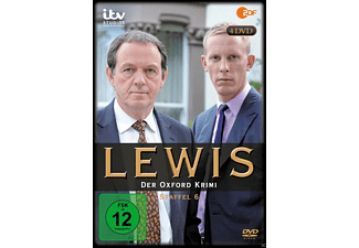 Lewis - Der Oxford Krimi - Staffel 6 - (DVD)