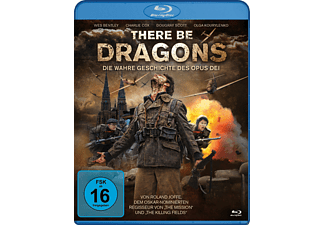 THERE BE DRAGONS - (Blu-ray)